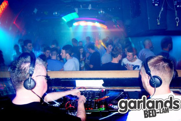 Garlands Nightclub Liverpool -