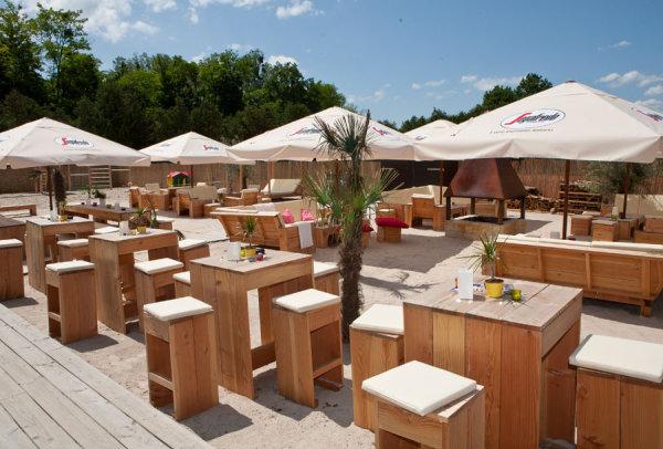 hubraum beach karlsruhe durlach beach bars. Black Bedroom Furniture Sets. Home Design Ideas