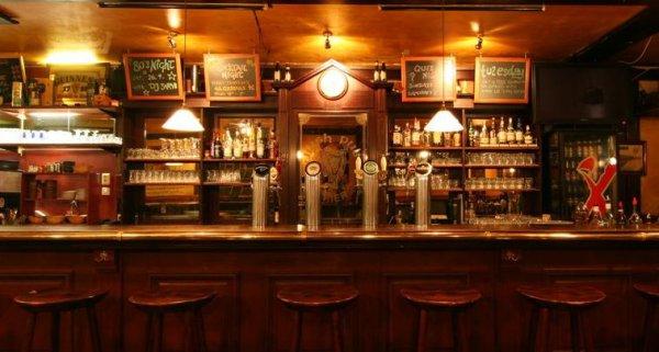 Irish Pub Einrichtung — Theofficepubgraz