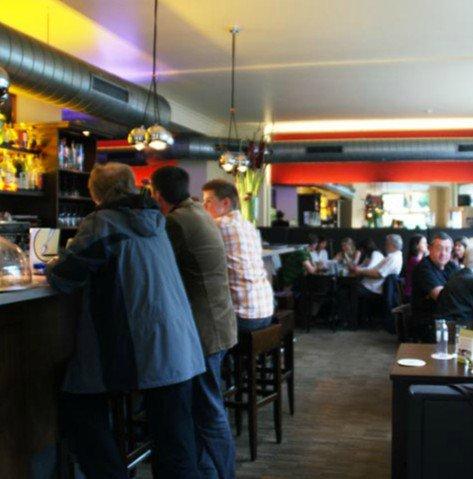 Löffelbar, Düsseldorf - Cafes und Bars
