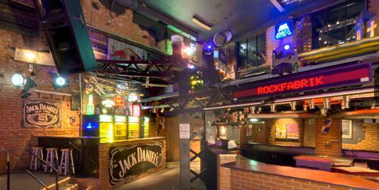 Rockfabrik, Nürnberg - Clubs und Discotheken