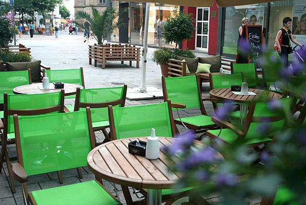Veranda 8 heilbronn cafes und bars for Veranda englisch
